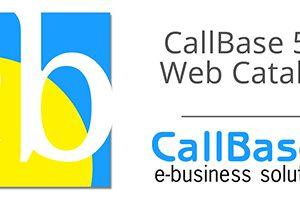 CallBase 5.0 Web Catalog